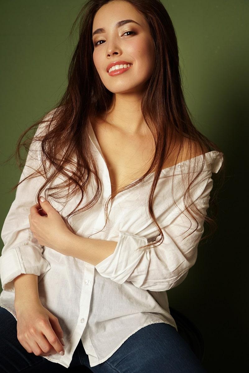 Nominated Portrait Of Beautiful Charming Sexy Brun L474xmm Min
